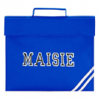 Personalised VARSITY COLLEGE STYLE  School Book Bag